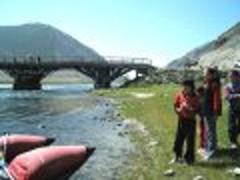 Мост на Национальныи парк