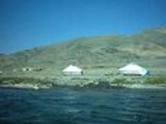 Геры по берегам Кобдо-гол