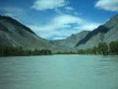 Ущелье реки Кобдо-гол